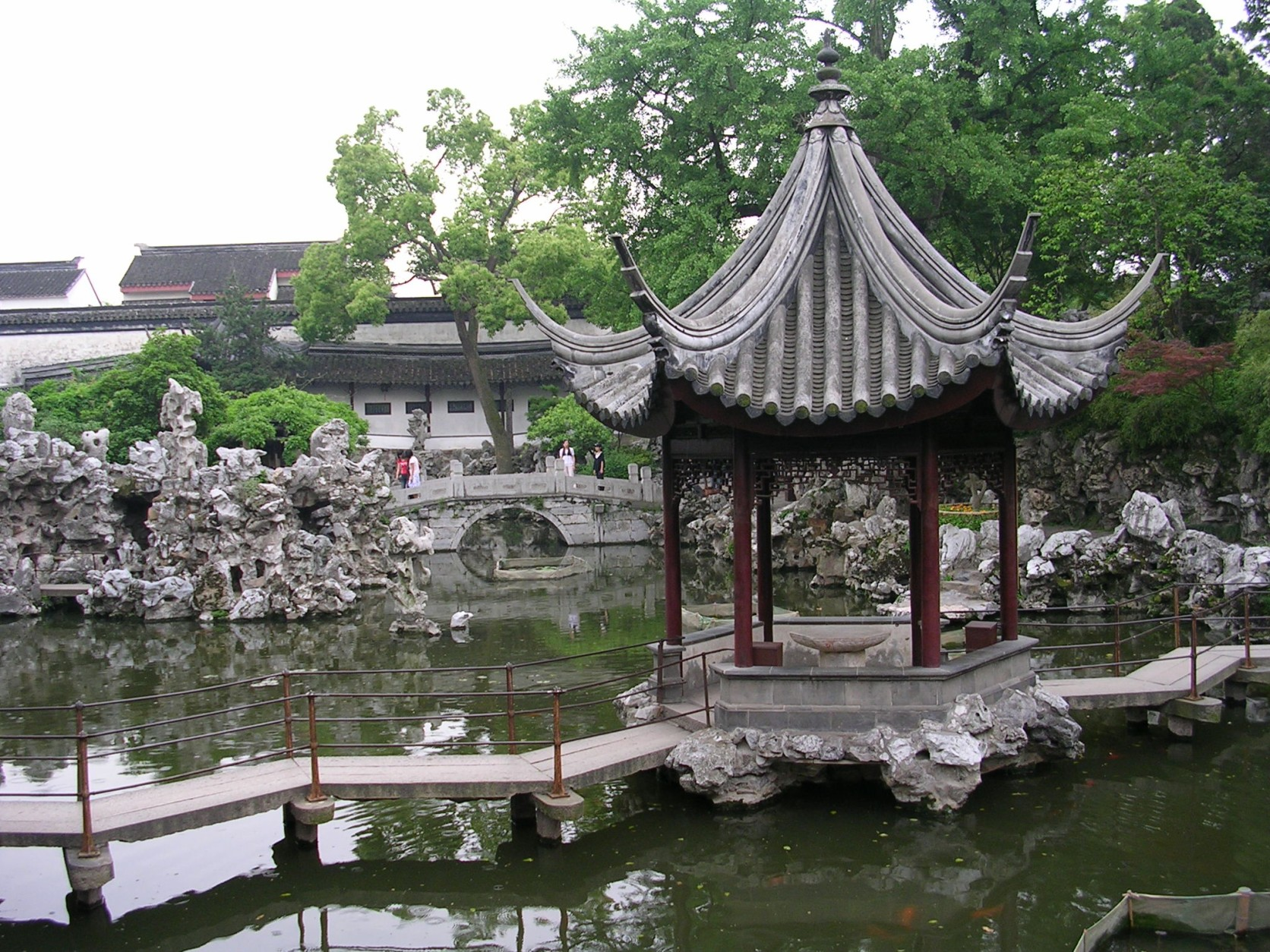 Watery Cities Towns Around The World Suzhou China