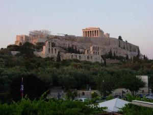 Athens' Acropolis
