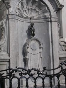 Manneken Pis, Symbol of Brussels