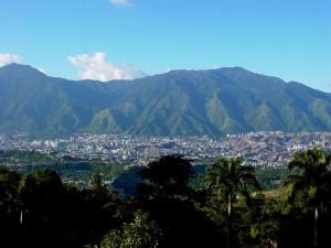 Mt Avila, Caracas