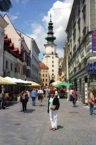 St Michael's Tower, Bratislava