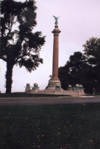 West Point Monument