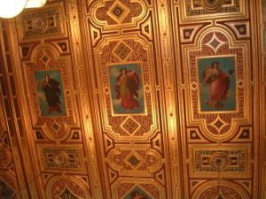Golden Hall Ceiling
