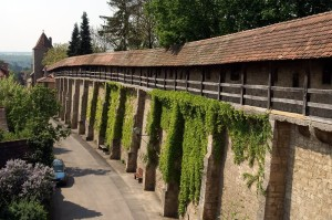 Rothenburg Walls