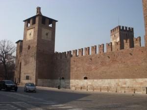 Verona Castle Walls
