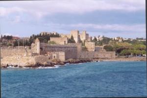 Rhodes Walls