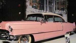 Elvis' Pink Cadillac