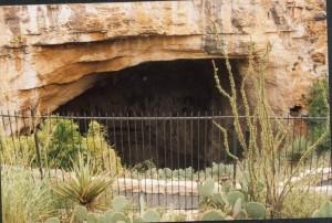 Bat Cave at Carlsbad