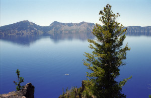 Crater Lake Overlook