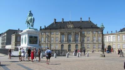 Amalienborg Palace & Square