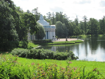 Idyllic Grounds of Catherine Palace