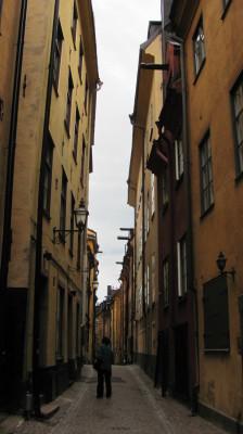 Prastgatan Lane