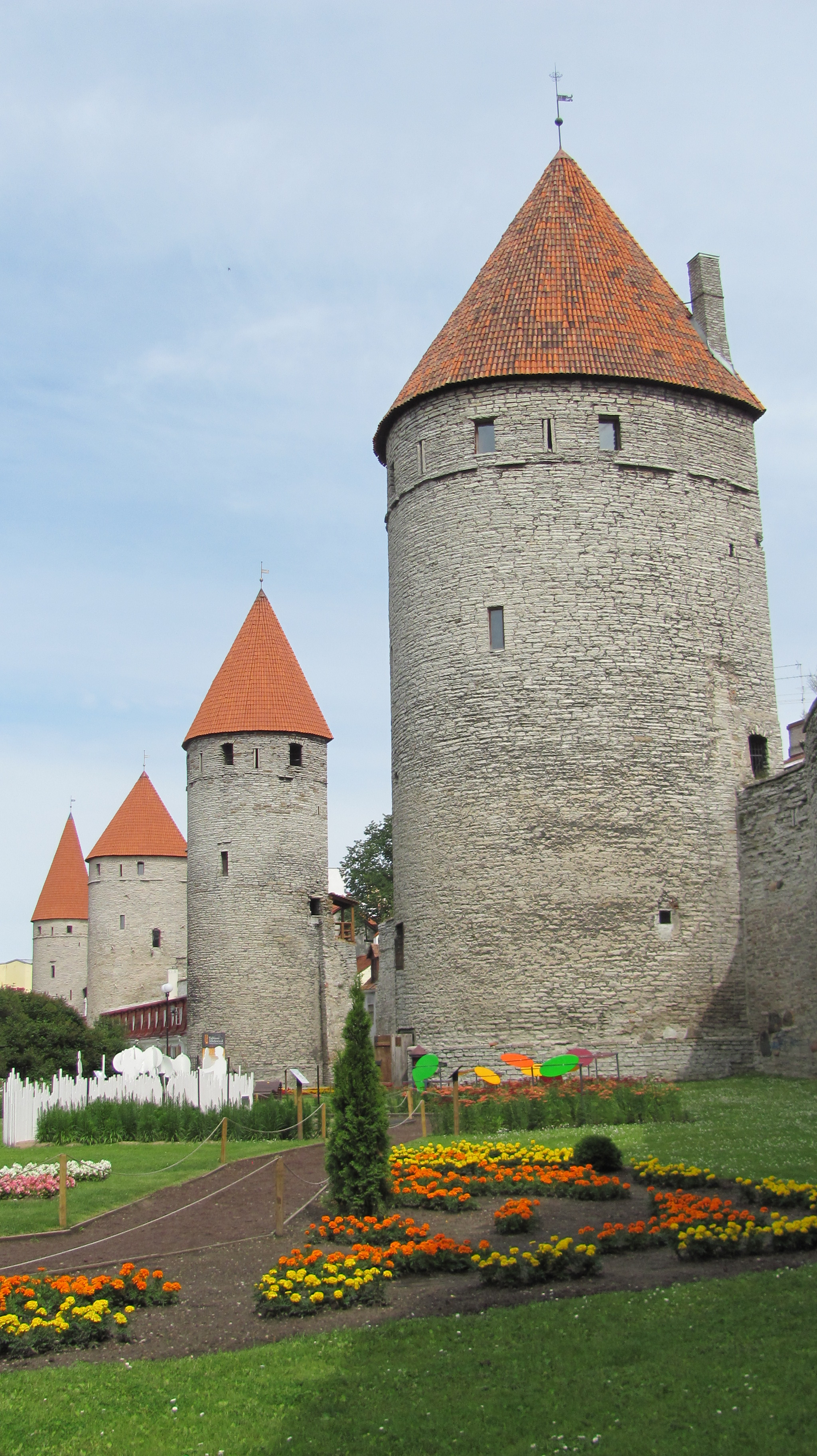 Towers & Walls of Tallinn