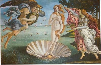 Botticelli's Birth of Venus