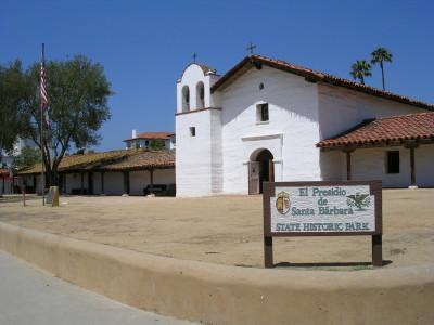 El Presidio Santa Barbara