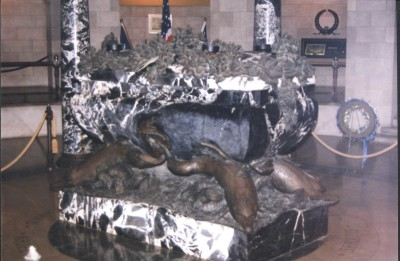 John Paul Jones' Tomb