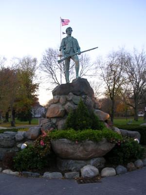 Minuteman Memorial