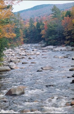 Along the Kancamagus