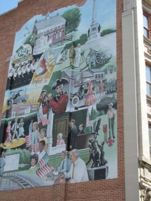 York PA mural