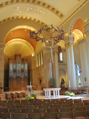 Inside Milwaukee's Cathedral