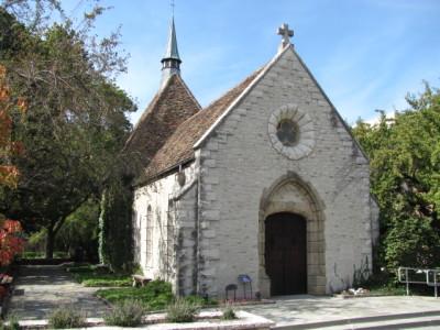 St Joan of Arc Chapel