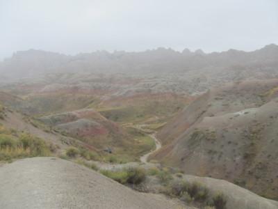 Badlands Vista