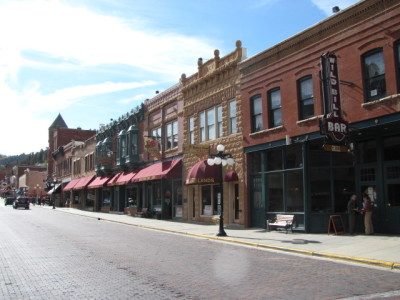 Main St Deadwood