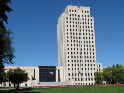 North Dakota State House