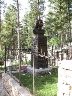 Wild Bill Hickok's Grave