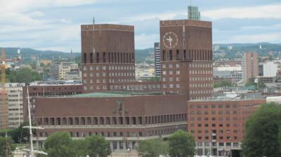 City Hall, Oslo