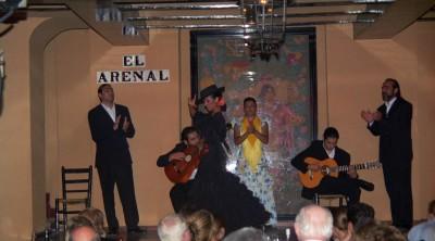 El Arenal, Seville