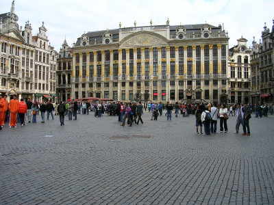 Guild Houses on Grand Place