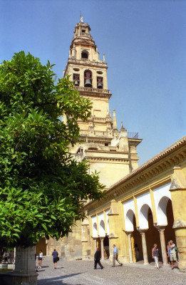 Bell Tower of La Mezquita