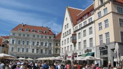 Main Square, Tallinn