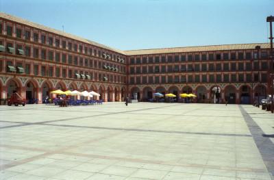 Plaza de Corredera