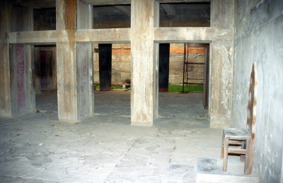 A Room in Knossos Palace