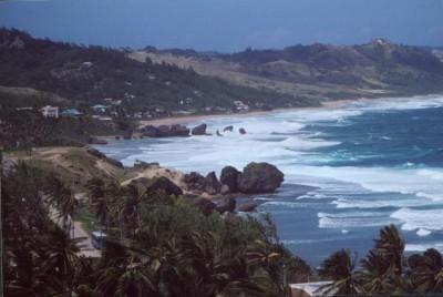Bathsheba Coast