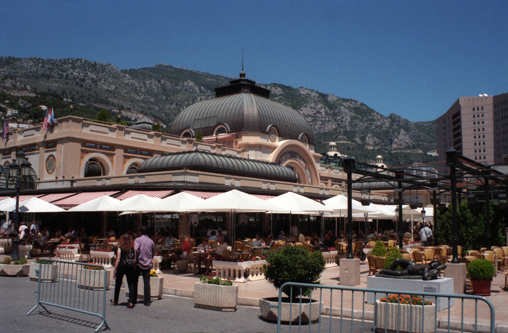 Monaco cafe de paris