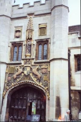 College Quadrangle, Cambridge