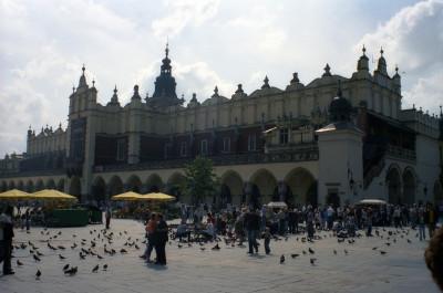 Cloth Hall, Krakow