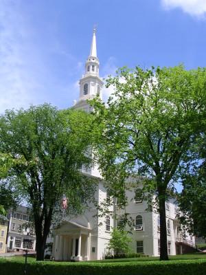 First Baptist Church, Providence