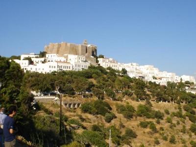 Fortress of St John, Patmos