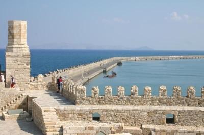Heraklion Fortifications