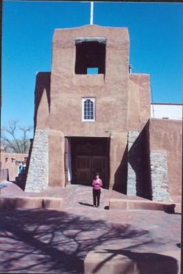 San Miguel Mission Church
