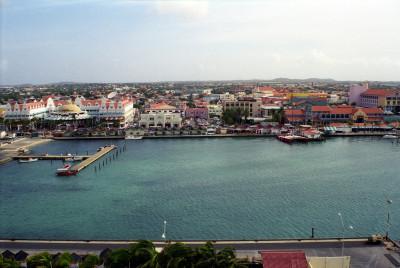 Orangestad Harbor