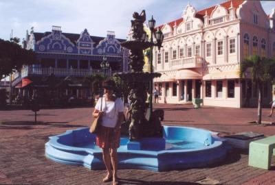 Orangestad Square