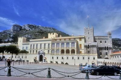Prince's Palace, Mpnaco