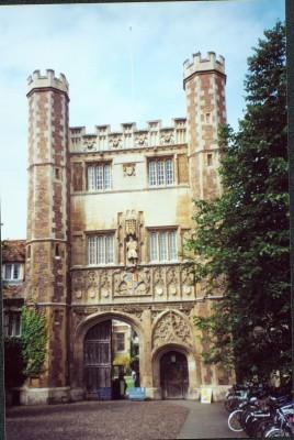 Trinity College Gate