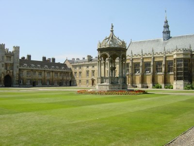 Trinity College Quad