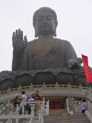 Buddha of Po Lin